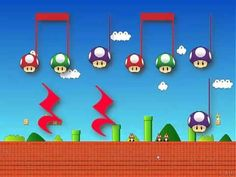 (S) Practice quarter note/rest, eighth notes. Lectura Musical (Mario Bros) kinda fun, boys would love it, could also use for form!