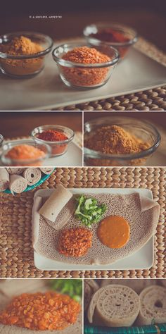 Yemisir Wat and Shiro Wat: recipes for tasty Ethiopian red lentil stew and chickpea stew.