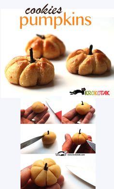 Cookies – pumpkins