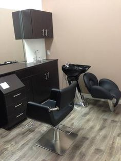 @ Angels Salon Suites, a boutique salon suite featuring the 40A Shampoo Backwash System.