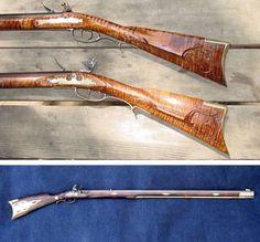Kentucky long rifles