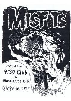 misfits flyer - Pesquisa Google