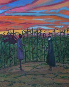 The Cornfields; Tor Lundvall