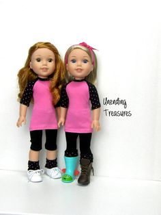 14 inch doll clothes AG doll clothes baseball by Unendingtreasures