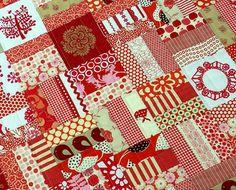 Red Pepper Quilts: December 2009