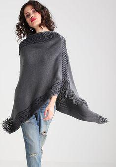 Luxe Armani Jeans Cape - grigio gris: 170,00 € chez Zalando (au 01/12/16). Livraison et retours gratuits et service client gratuit au 0800 915 207.