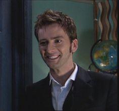 Just look at that smile - sooo cute