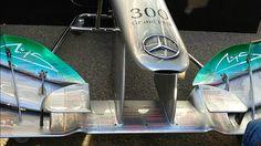 Presente da Mercedes a Michael Schumacher...