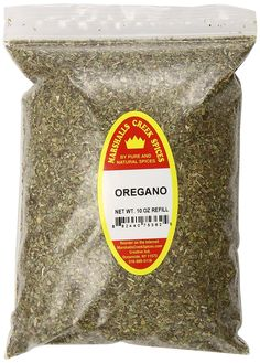 Marshalls Creek Spices X-Large Refill Oregano, 10 Ounce ** Don't get left behind, see this great product : Fresh Groceries