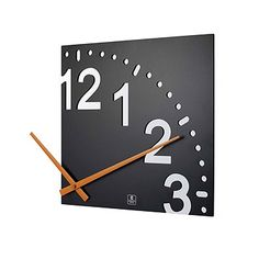 Look what I found at UncommonGoods: Infinity Wooden Wall Clock for $35 #uncommongoods