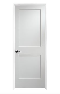 Shaker Style 1 Or 2 Panel Interior Doors Home Pinterest Shaker Style Interior Door And Doors