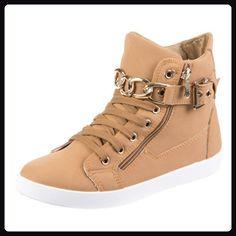 Damen Schuhe, Hausschuhe Damen, Braun - Braun - braun - Größe: 41 - Sandalen für frauen (*Partner-Link)
