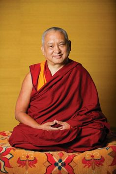 "Benefit of guru devotion ~ Lama Zopa Rinpoche http://justdharma.com/s/zrb6c  Proper guru devotion – correct devotion to your virtuous friends – allows you to actualize successfully all the steps of the path to enlightenment, from the perfect human rebirth up to buddhahood itself.  – Lama Zopa Rinpoche  from the book ""Making life meaningful"" ISBN: 978-1891868078…"