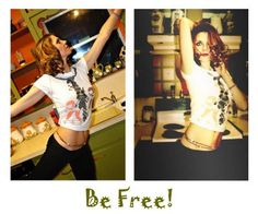 Just be free