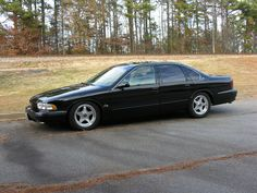 This is a 1996 Impala SS that had a Chevy LT1 small block installed. SPS will be installing a LS3 Engine with 560HP and a Tremec T56 Transmission, to Retro-Fit 4 door Impala. Keep checking back for more updates. Be sure to check out www.spsengines.com