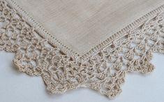 Crochet Edging- Free Crochet Pattern ✿⊱╮Teresa Restegui http://www.pinterest.com/teretegui/✿⊱╮