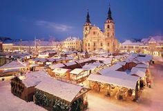 Christmas Market, Esslingen, Germany