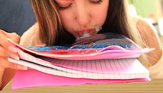 """Weird DIY Back To School Supplies You Need To Try!"""" GET THIS TO 200,000 likes! ADD ME ON SNAPCHAT: RCLBEAUTY101 Watch My Last Video! ➜ https://www.youtube.co..."""