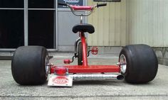 Trike dragster