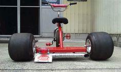 Trike dragster