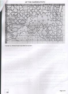 PUNTO EN CRUZ PATRONES MICHAEL POWELL (pág. 15) | Aprender manualidades es facilisimo.com