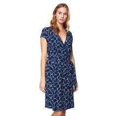 Gant Women's Rope Dress Evening Blue