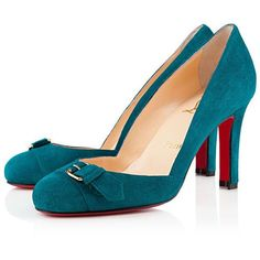 Christian Louboutin  Lilibelt 100mm Pumps Peacock dokuz limited offer,no taxes and free shipping.#shoes #womenstyle #heels #womenheels #womenshoes  #fashionheels #redheels #louboutin #louboutinheels #christanlouboutinshoes #louboutinworld