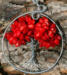 Almost what I'm picturing as a weirwood pendant, but not quite. (too bad I don't know how to make these!)