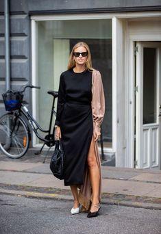copenhagen fashion week street style day 2 ss21 Copenhagen Street Style, Copenhagen Fashion Week, Spring Street Style, Cool Street Fashion, Winter Fashion, Women's Fashion, Normcore, How To Wear, Outfits