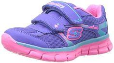 Oferta: 39.95€ Dto: -22%. Comprar Ofertas de Skechers Synergy Lil Softy - Zapatillas para niña, color violeta, talla 22.5 EU (6 UK) barato. ¡Mira las ofertas!