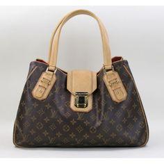 Louis Vuitton Monogram Canvas Griet Tote Bag @ #MoshPosh