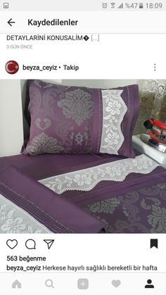 Double Duvet Covers, Bed Covers, Diy Pillows, Throw Pillows, Zara Home Collection, Bee Embroidery, Luxury Rooms, New Beds, Make Your Bed