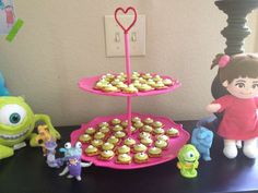 Monsters Inc Boo Party (for a girl) - Is My Crazy Showing?