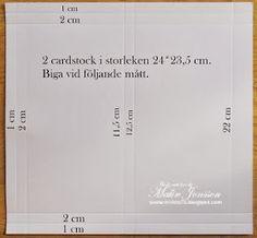 cri-kee76: Dubbelt chokladkort med tutorial Diy And Crafts, Scrapbooking, Cards Against Humanity, Tutorials, Projects, Card Crafts, Blue Prints, Scrapbook, Scrapbooks