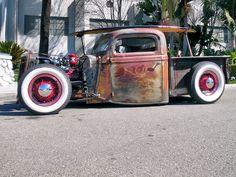 Hot Rods | Billy Gibbons' Bobber Truck