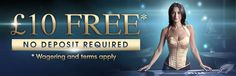 William Hill Casino sign-up Campaign – £10 No-Deposit Bonus