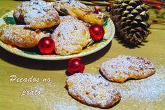 Receitas de pecados no prato: Broas de batata doce par o #natal