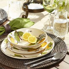 Avalon Dinnerware
