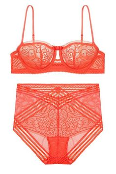 Sexy Lingerie Sets - Bras And Underwear, Thongs, Bralet http://www.refinery29.com/lingerie-sets?unique_id=entry_73400