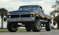 Old School Ford