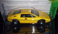 Cool Exotic cars 2017: HOT WHEELS 2016   EXOTICS     #2/10  LOTUS ESPRIT S1   (YELLOW)  diecast papa/ hot wheels & more Check more at http://autoboard.pro/2017/2017/04/16/exotic-cars-2017-hot-wheels-2016-exotics-210-lotus-esprit-s1-yellow-diecast-papa-hot-wheels-more/