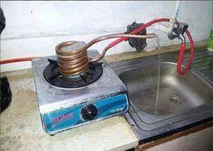 Terrible ideas hot water