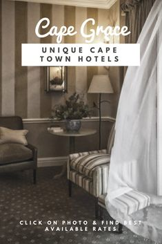 Top Recommended Hotels finds Cape Grace deals on all the top travel stites at once. Best Price Guaranteed on Cape Grace at Top Recommended Hotels. Best Hotel Deals, Best Hotels, Cape Town Hotels, Luxury Rooms, Price Comparison, Luxury Bedrooms