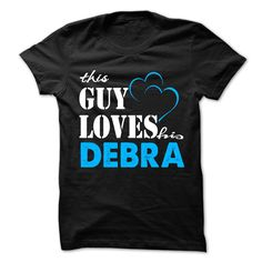 cool This Guy Love His DEBRA ! 2015