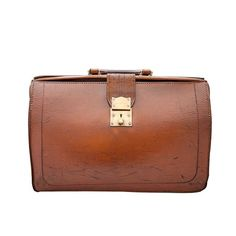 English Leather Briefcase (Vintage)