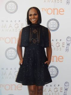 Actress Tika Sumpter at the announcement of the nominees for the 47th NAACP Image Awards. #TheHavesAndTheHaveNots #RideAlong #RideAlong2 #Bessie #Actress #TikaSumpter #AwardSeazon #nominees #NAACP #ImageAwards #YoungBoldRegal