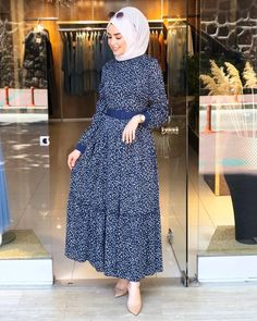 Dresses With Sleeves, Long Sleeve, Fashion, Hijab Dress, Moda, Sleeve Dresses, Long Dress Patterns, Fashion Styles, Gowns With Sleeves