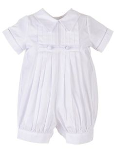 Amazon.com: David Christening Outfit for Boys (12 Months): Clothing