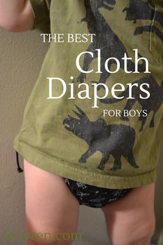 From prefolds to all-in-one (AIO) cloth diapers, these are my picks for the best cloth diapers for boys.