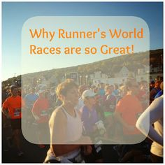 Why the Runner's World Festival and Half is Great for Runners AND Spectators.